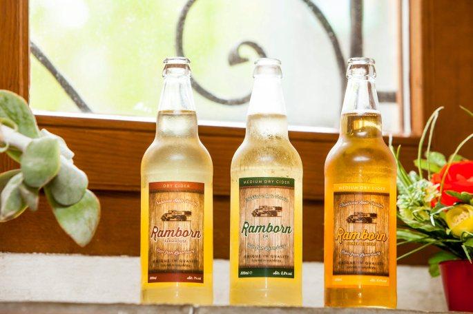 lancement de Ramborn Cidre